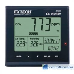 Máy đo CO2 để bàn Extech CO100