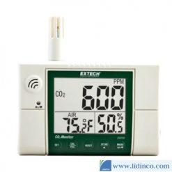 Máy đo CO2 và chất lượng không khí trong nhà Extech CO230