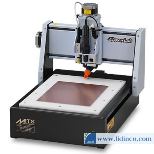 Máy khoan cắt board mạch PCB Prototyping Mits Eleven Lab +P
