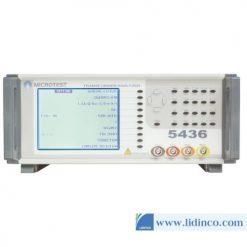 Máy kiểm tra an toàn biến áp Microtest 5436