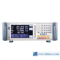 Máy kiểm tra an toàn biến áp Microtest 5467