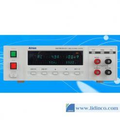 Máy kiểm tra an toàn nối đất HV Hipot AN9613X(F)