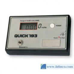 Máy kiểm tra độ tĩnh điện Quick 193