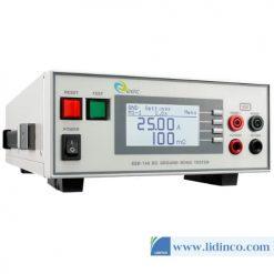 Máy kiểm tra Ground Bond EEC Extech ESD-140