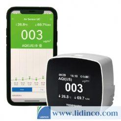 Thiết Bị Giám Sát Chất Lượng Không Khí Trong Nhà TM-280W(WiFi) PM 2.5