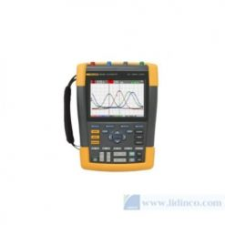 Máy hiện sóng cầm tay Fluke Fluke ScopeMeter 190-204S 200MHz