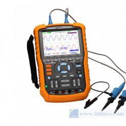 Máy hiện sóng cầm tay Siglent SHS1102 100Mhz cách ly kênh