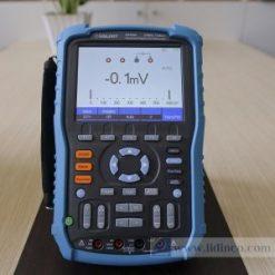 Máy hiện sóng cầm tay Siglent SHS810 100Mhz 2 kênh