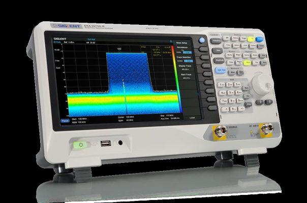 Máy phân tích phổ real-time-spectrum-analyzer-siglent