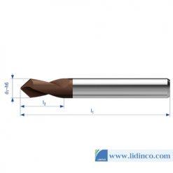 mũi khoan đốm NC Sphinx Tools 50811