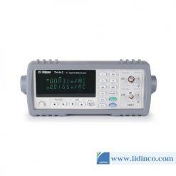 Máy đo điện áp thấp MiliVolt TongHui TH1912 5µV-300V