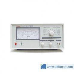 Máy đo điện áp thấp MiliVolt TongHui TH2268 1mV-10V