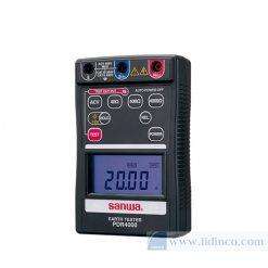 Máy đo điện trở nối đất Sanwa PDR4000