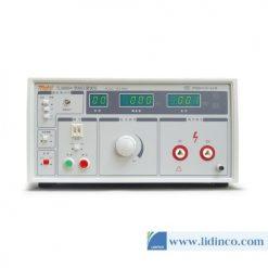Máy kiểm tra chịu đựng AC cao áp TongHui TL5605A