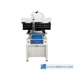 Máy quét kem hàn bán tự động QiHe QP3250 500mm