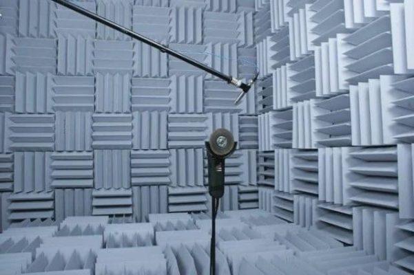 microphone đo độ rung