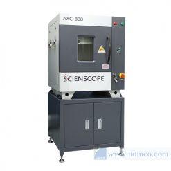 Máy đếm linh kiện SMD X-Ray Scienscope AXC-800