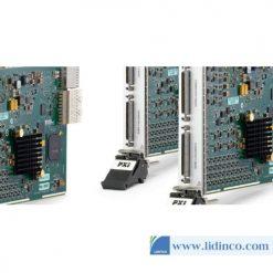 Mô-đun chuyển đổi dữ liệu I/O có thể cấu hình lại đa chức năng NI PXI R Series