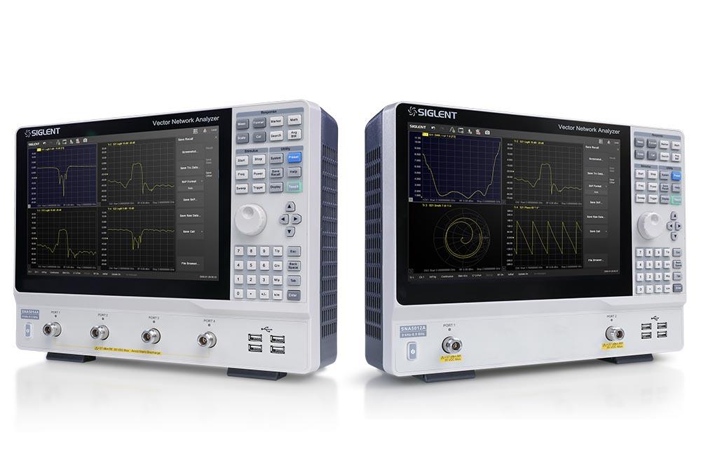 Máy phân tích mạng vector Siglent SNA5000A -1