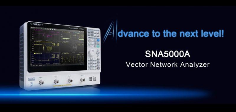 Máy phân tích mạng vector Siglent SNA5000A