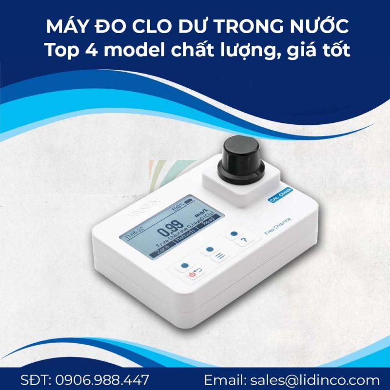 Cac dong may do clo du chat luong